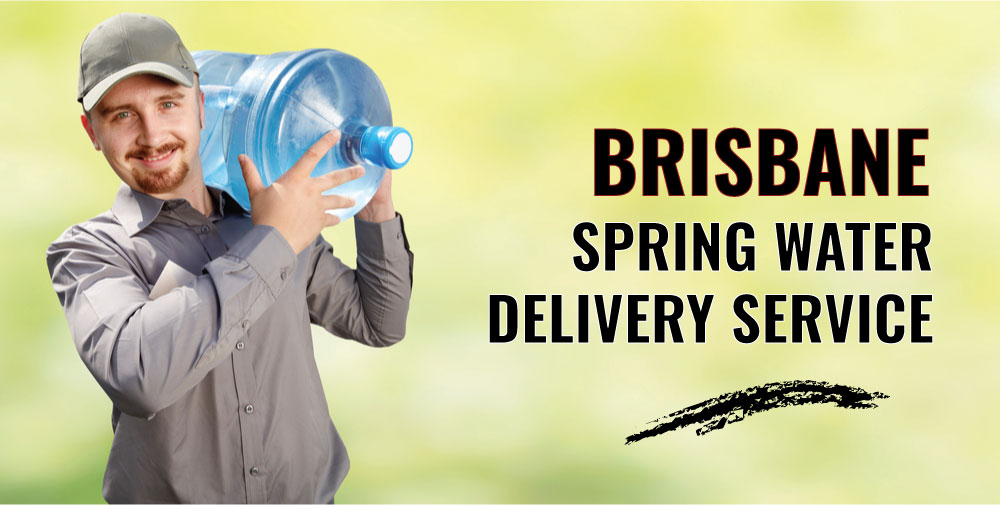 Brisbane spring water delivery