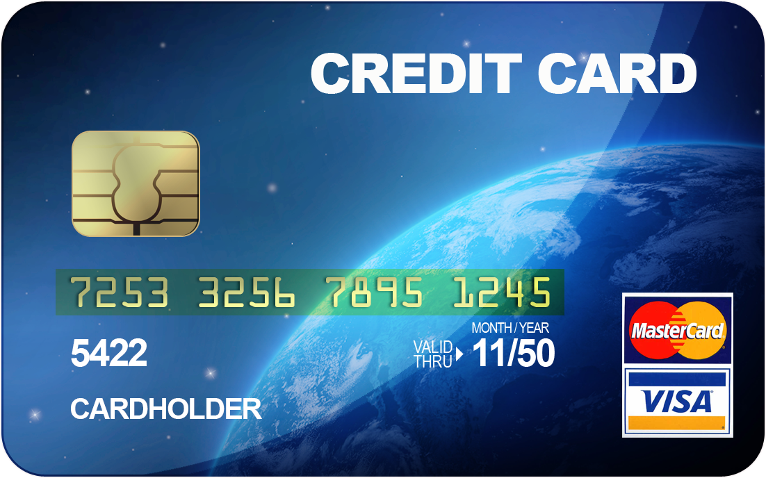Payment Options credit card cash and direct deposit